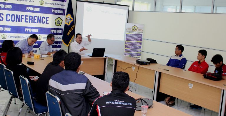 Press Conference (Media Relation) - 28 Agustus 2017