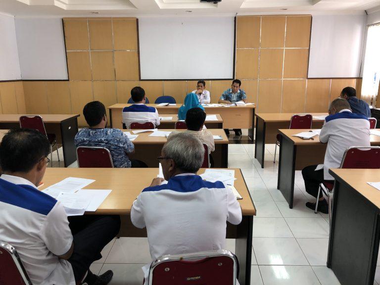 Rapat Koordinasi Pembahasan DIP dan Informasi yang Dikecualilkan1