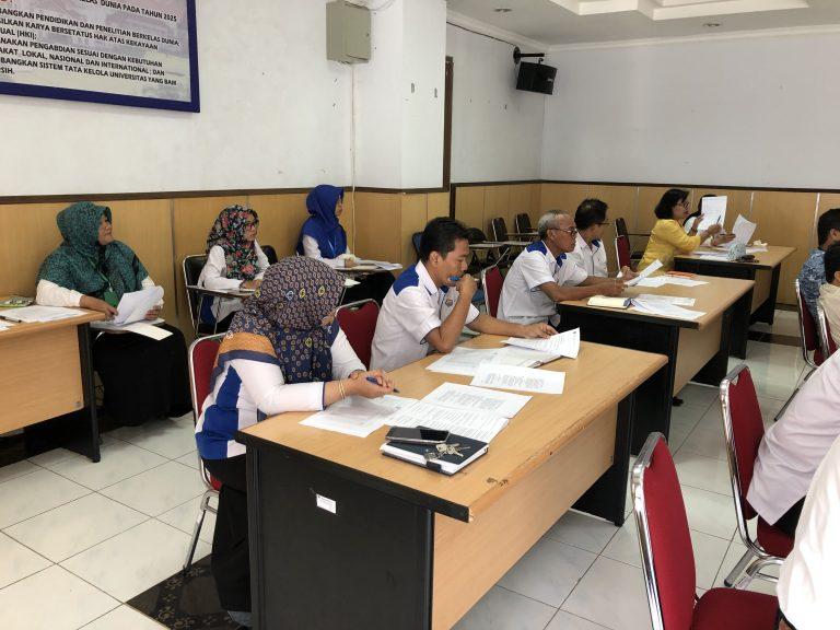 Rapat Koordinasi Pembahasan DIP dan Informasi yang Dikecualilkan2