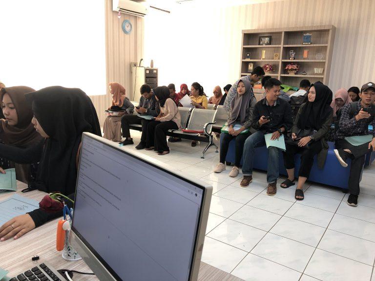 Ruang Pelayanan PPID di ULT
