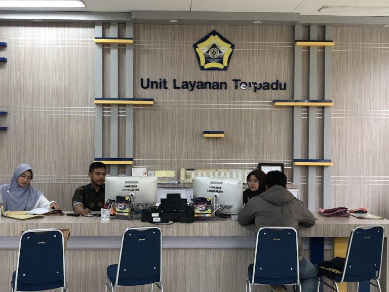 Ruang Pelayanan PPID di ULT3