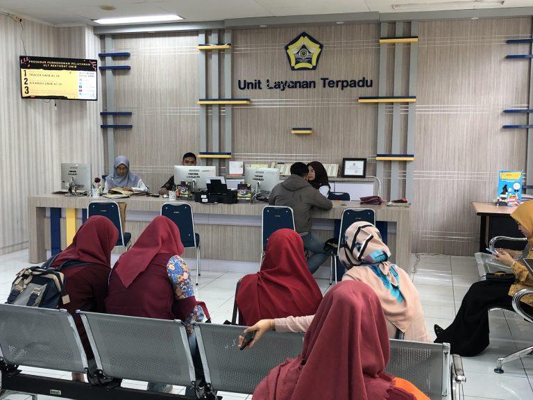 Ruang Pelayanan PPID di ULT2