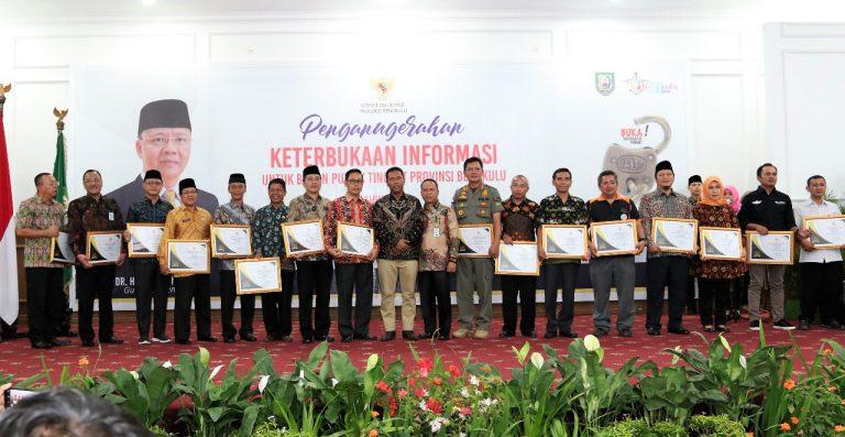 Penganugerahan KI Provinsi 2019